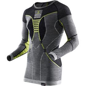 X-Bionic Apani Merino - Ropa interior Hombre - amarillo/gris